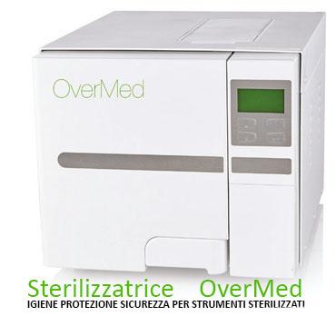 Sterilizzatrice per strumenti