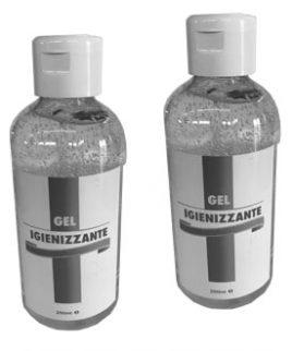 Igienizzante per mani coronavirus